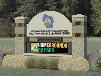 WTA Sign Concept Rendering