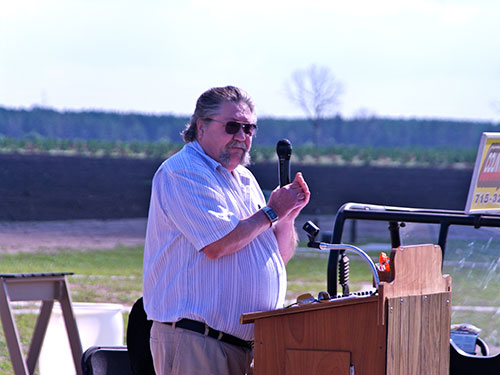 WTA Shooting Complex Grand Opening - 2013